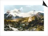 Moran: Teton Range  1897