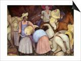 Rivera: Mural  1920S