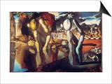 Dali: Narcissus  1934