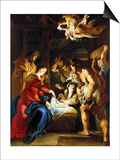 Rubens: Adoration  C1608
