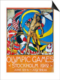 Olympic Games  1912