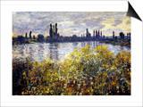 Monet: Seine/Vetheil  1880