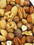Nuts  Pecan  Walnut  Hazel and Almond