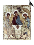 Russian Icons: The Trinity