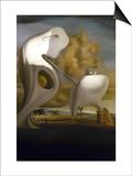 Dali: Angelus  1933