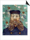 Van Gogh: Postman  1889