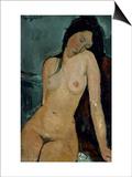 Modigliani: Nude  C1917