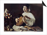 Caravaggio: Luteplayer