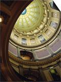 State Capitol  Lansing  Michigan  USA