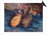 Van Gogh: The Shoes  1887