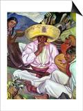 Camping Zapatistas  1922