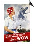 World War Ii Poster