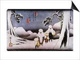 Japan: Travelers  C1840