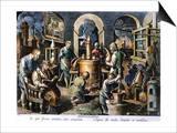 Alchemy: Laboratory