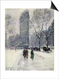 New York: Flatiron  1919