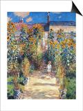 Monet: Garden/Vetheuil
