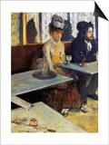 Degas: Absinthe  1873