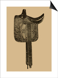 Antique Saddle III