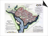 Washington  Dc  Plan  1792