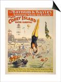 Coney Island Carnival  1898