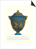 Blue Urn III