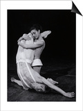 Rudolf Nureyev and Margot Fonteyn in Paradise Lost  England