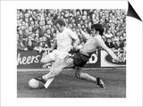 England: Soccer Match  1972