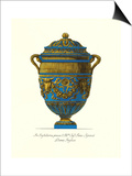 Blue Urn IV