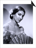 Maria Callas  December 2  1923 - September 16  1977  the Most Renowned Opera Singer of the 1950s