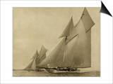 Racing Yachts IV