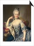 Archduchess Marie Antoinette Habsburg-Lotharingen (1755-93)