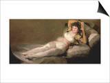 The Clothed Maja  circa 1800