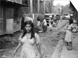 Puerto Rico: Slum  1942