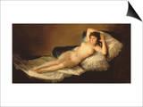 The Naked Maja  circa 1800