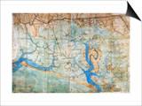 Venice: Map  1546