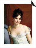 Portrait of Madame Recamier (1777-1849)