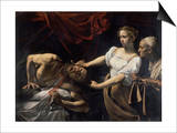 Judith and Holofernes  1599