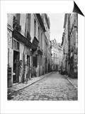 Rue Du Jardinet  from Passage Hautefeuille  Paris  1858-78