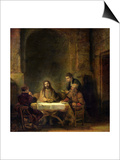 The Supper at Emmaus  1648