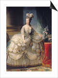 Marie Antoinette (1755-93) Queen of France  1779