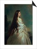 Elizabeth of Bavaria (1837-98)  Wife of Emperor Franz Joseph I of Austria (1830-1916)