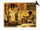 Joseph  Overseer of the Pharaohs