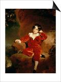 Master Charles William Lambton  1825