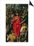 The Disrobing of Christ  1577-79