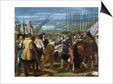 The Surrender of Breda  1625  circa 1635