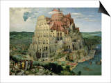 The Tower of Babel  c1563