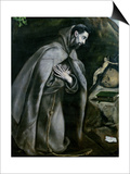 St Francis of Assisi  1580-95