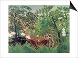 Exotic Landscape  1910