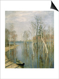 Spring  High Water  1897
