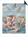 The Triumph of Galatea  1512-14